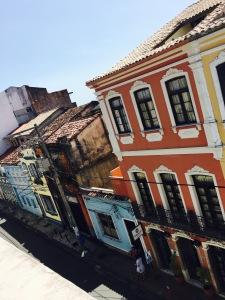 CHEGUEI BRASIL CHEGUEI SALVADOR