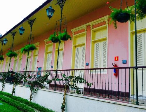 Entrada Piscina Vila Galé