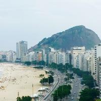 Cheguei, Rio de Janeiro!