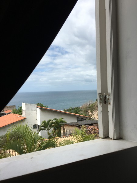da janela para o mundo