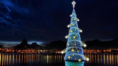 Árvore de Natal 2014 RJ
