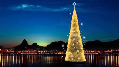 Árvore de Natal RJ II