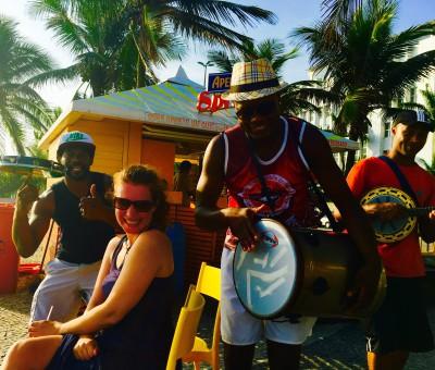 Samba no Arpoador I
