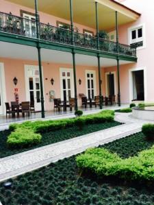 O MEU HOTEL NO RIO DE JANEIRO