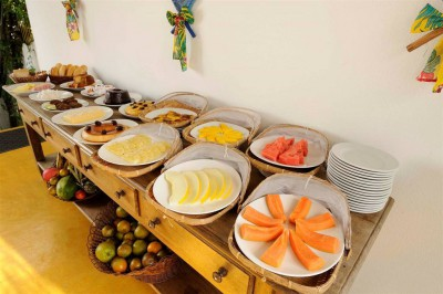 Pousada Colonial Café da Manhã III