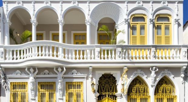 Pousada Colonial Fachada