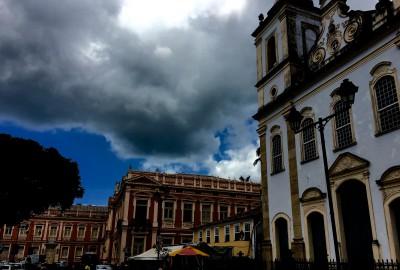 Céu de Salvador
