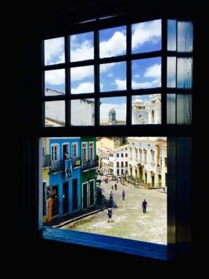Da janela vejo o Pelourinho II