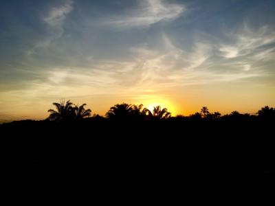 Pôr do Sol Boipeba II