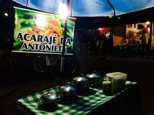 Comer da Bahia Acarajé com Pimenta