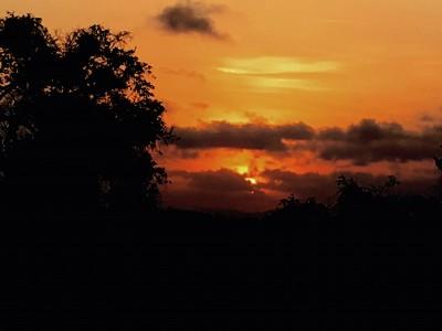 Pôr do sol Boipeba