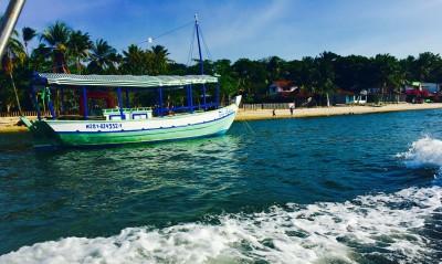 Por mar VII