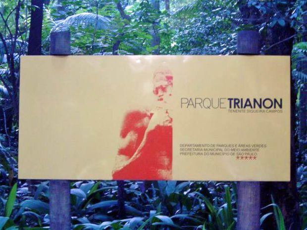 AVENIDA PAULISTA PARQUE TRIANON SÃO PAULO
