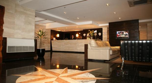 royal jardins boutique hotel lobby